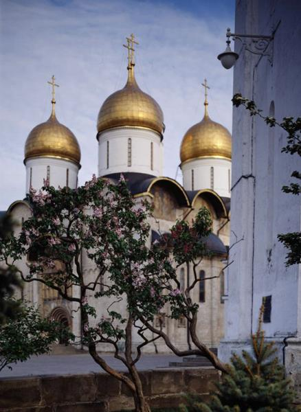 Assumption Cathedral in summer