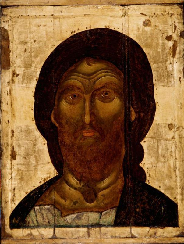 Спас Ярое Око, Москва, 1340-е гг. Источник фото: assumption-cathedral.kreml.ru
